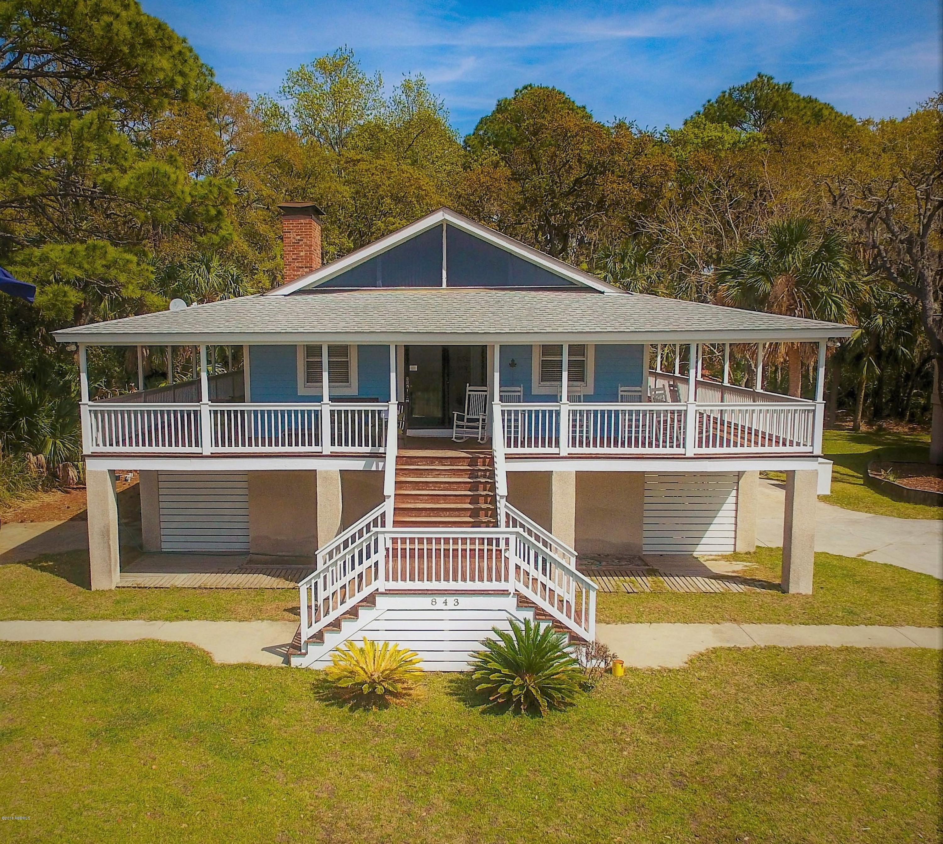 Photo of 843 Bonito Drive, Fripp Island, SC 29920
