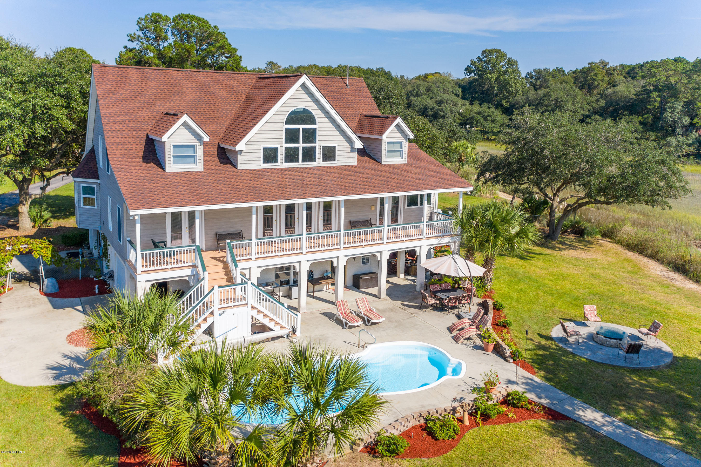 Photo of 19 Dirt Road, Seabrook, SC 29940