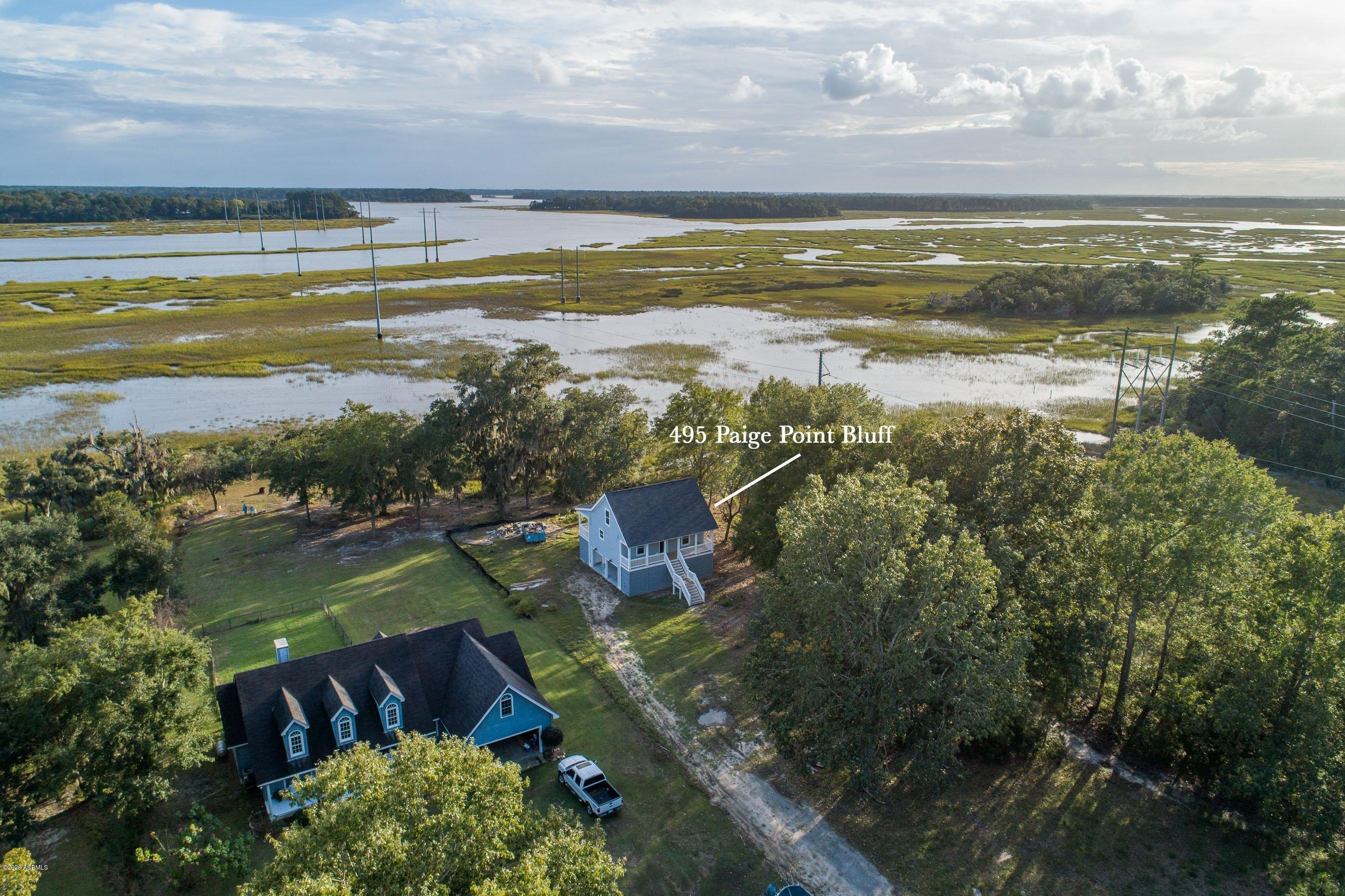 Photo of 495 Paige Point Bluff, Seabrook, SC 29940