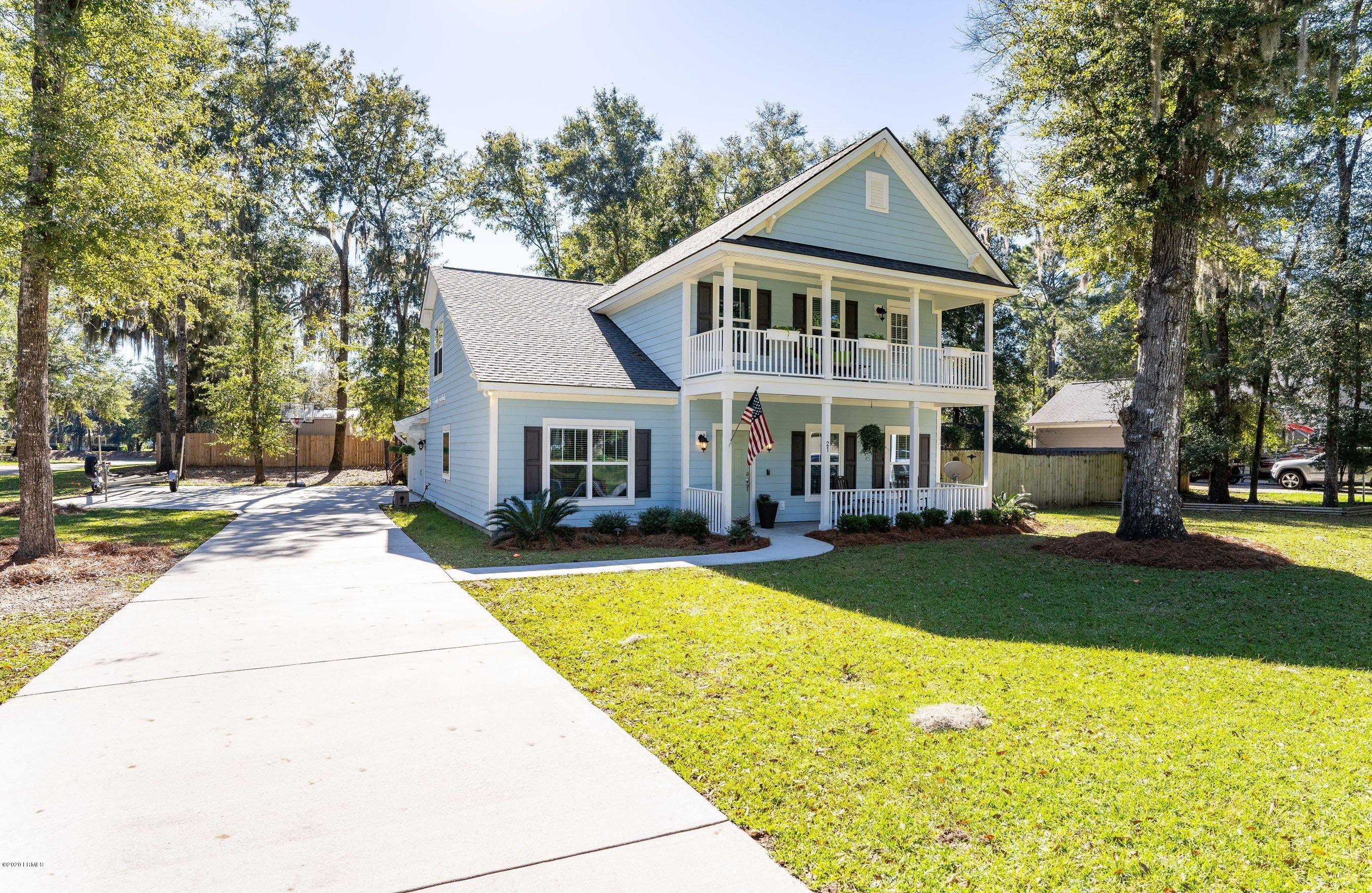 Photo of 21 Laughing Gull Drive, Beaufort, SC 29907