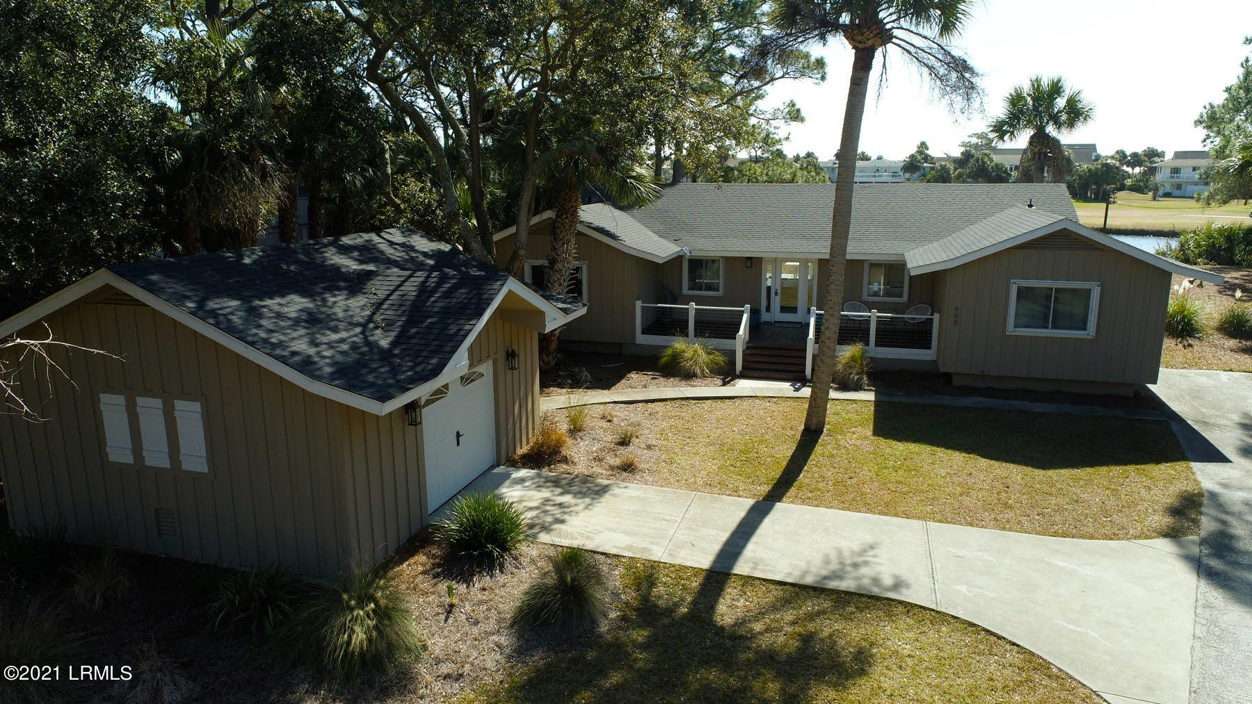 Photo of 605 Dolphin Annex, Fripp Island, SC 29920