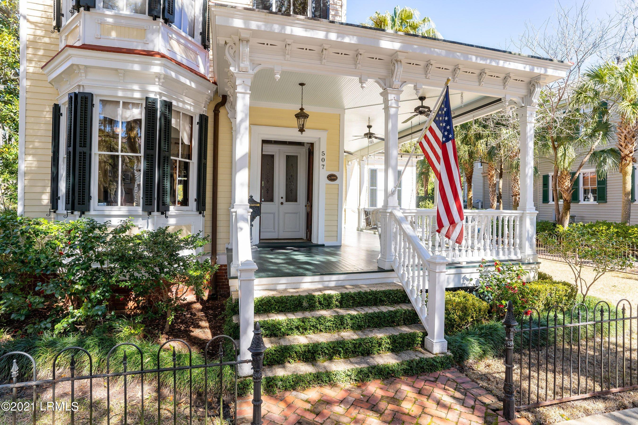 Photo of 507 Craven Street, Beaufort, SC 29902
