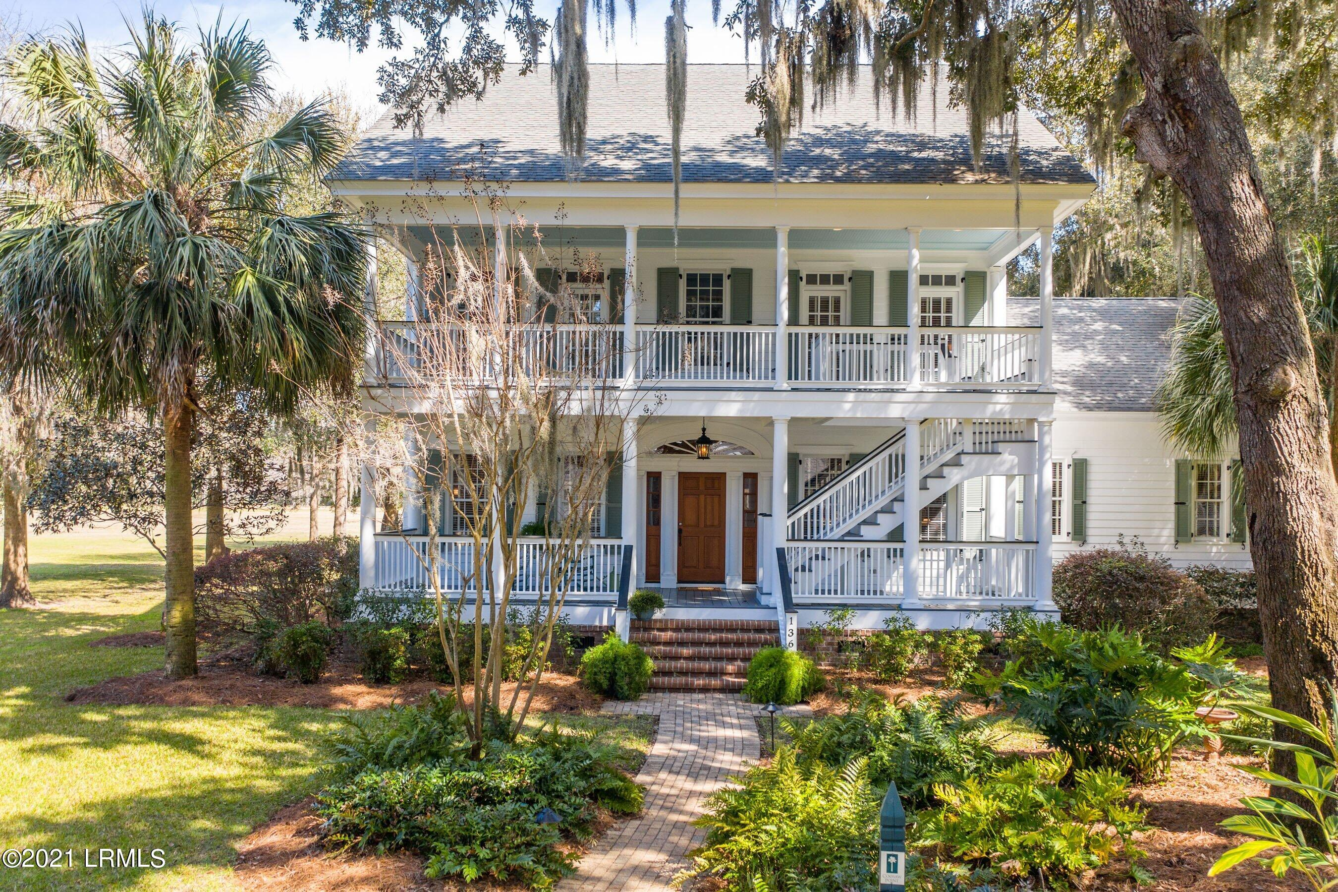 Photo of 136 Coosaw Club Drive, Beaufort, SC 29907