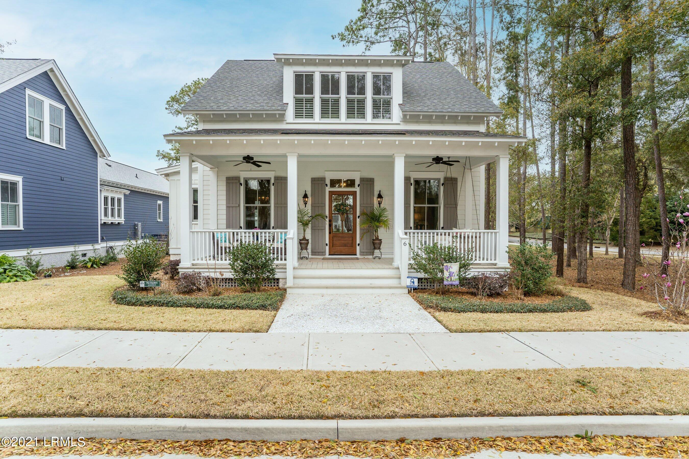 Photo of 6 Veridian Park W, Beaufort, SC 29907