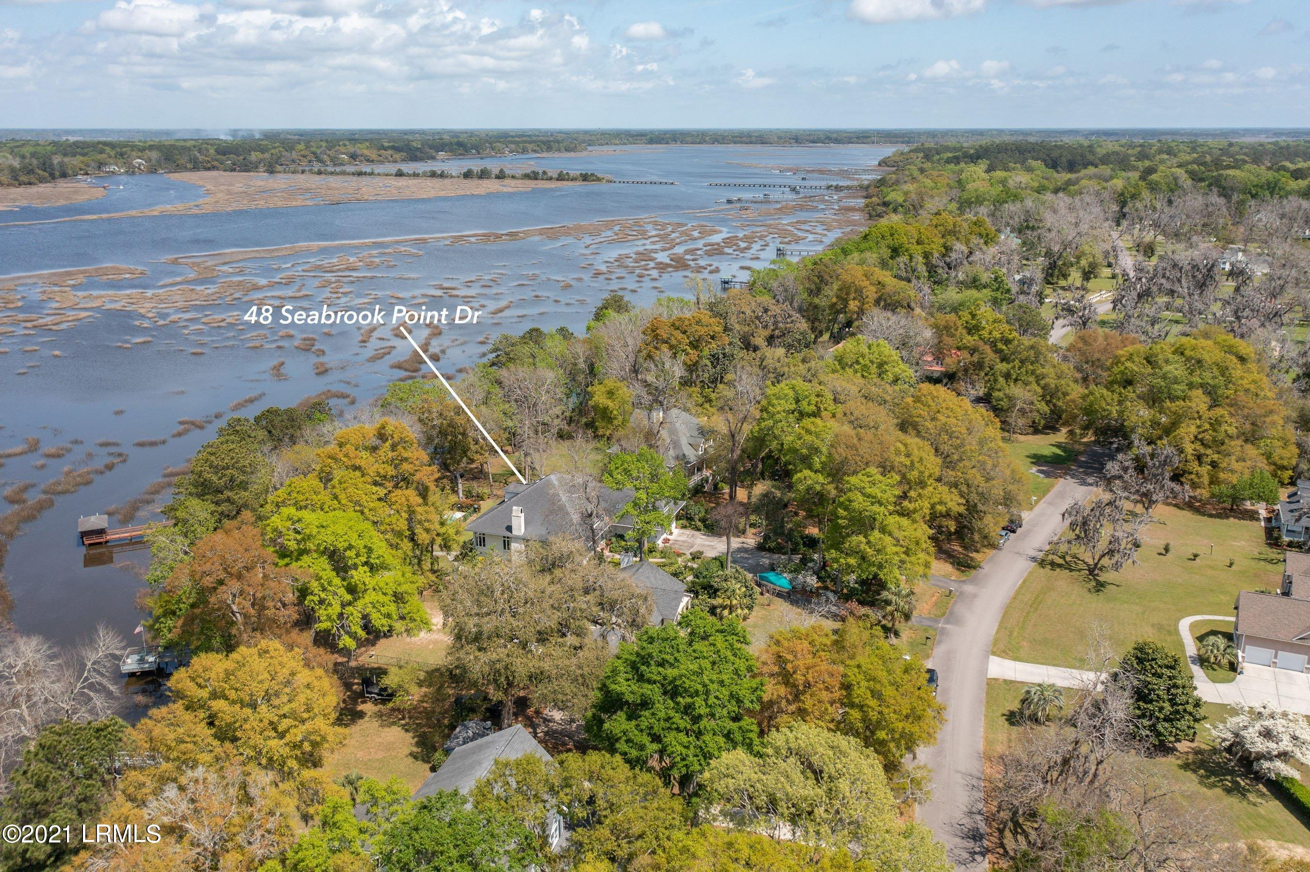 Photo of 48 Seabrook Point Drive, Seabrook, SC 29940