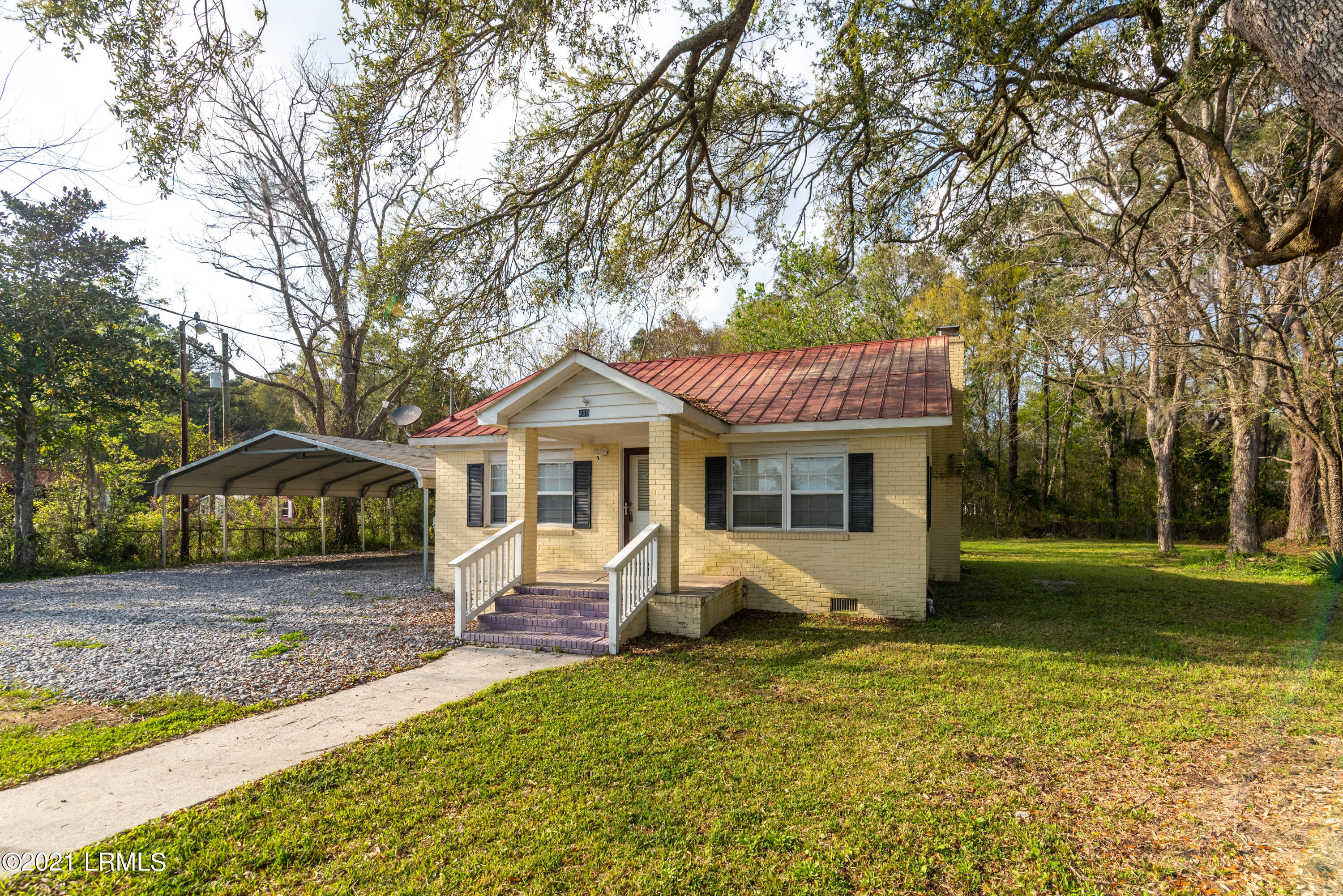 Photo of 499 Keans Neck Road, Seabrook, SC 29940