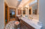 master bath with double vanities