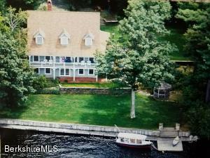 Otis Reservoir Lake Home