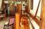 Crooked Cottage Upstairs Loft Area