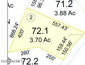 Turkey Trot Rd, Richmond, MA 01254