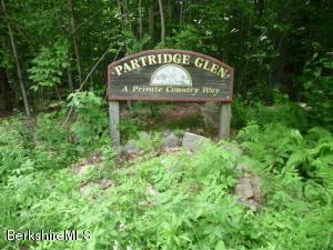 Lot #7.1 Partridge Ln, Becket, MA 01223