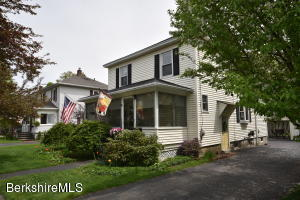 16 Morgan, Pittsfield, MA 01201