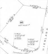 lot 165 Highland, Sandisfield, MA 01255