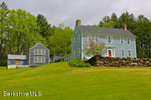 1 South Hill Rd, Stockbridge, MA 01262
