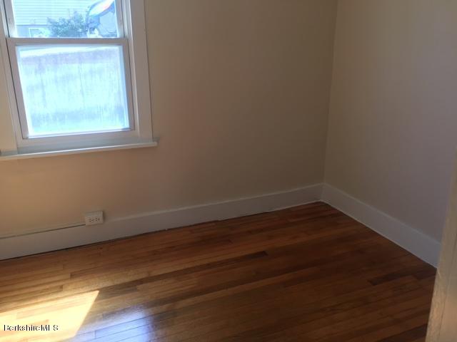Gleaming wood floors