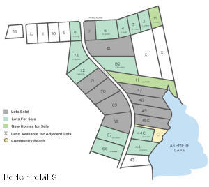 167 Lenore Drive, Lot 44, Hinsdale, MA 01235