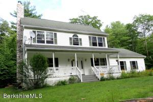 211 Captain Whitney Rd, Becket, MA 01223