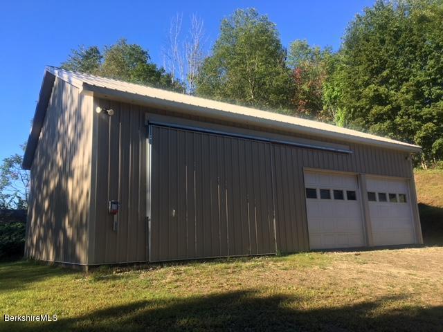 4 bay garage