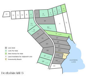 164 Lenore Drive, Lot 67 Hinsdale MA 01235