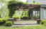 perfect pergola for morning coffee or cocktails