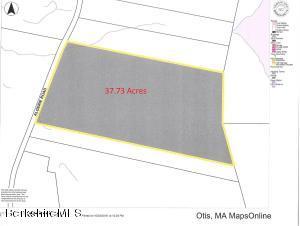 Lot 18 Algerie Rd Otis MA 01253