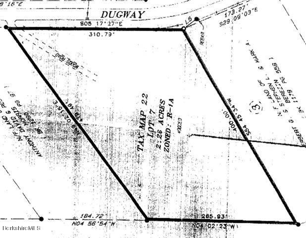 Lot 7 West Dugway Rd Lenox MA 01240