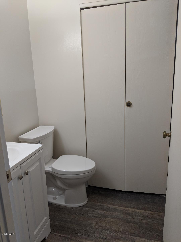 1st floor 1/2 Bath with laundry