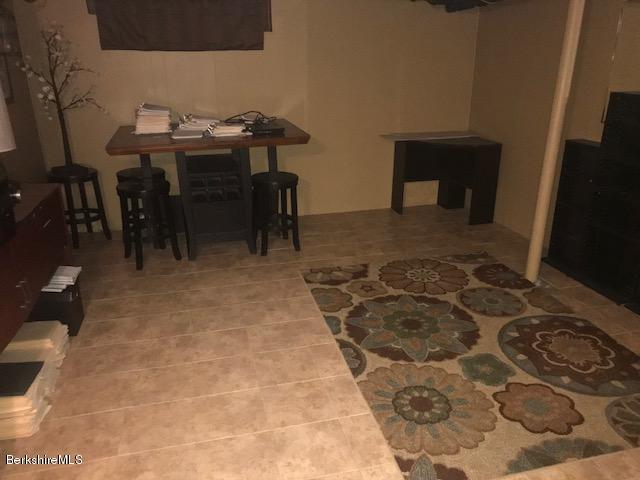 room in basement
