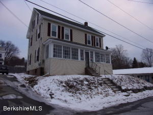 54 Central Ave, 56 Ave North Adams MA 01247