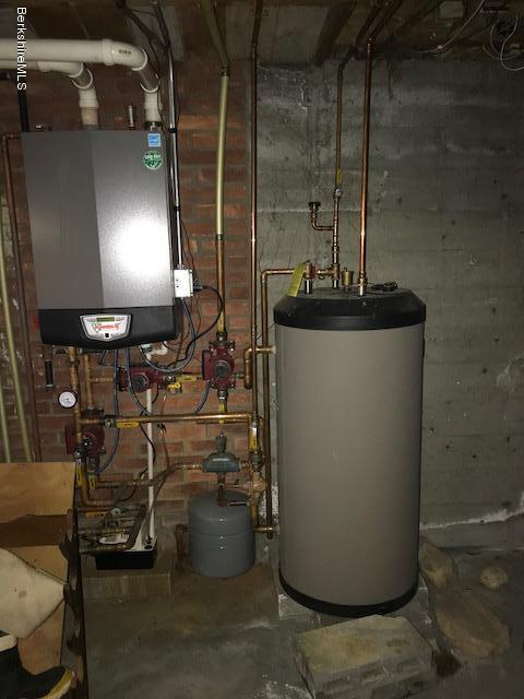newer heating system