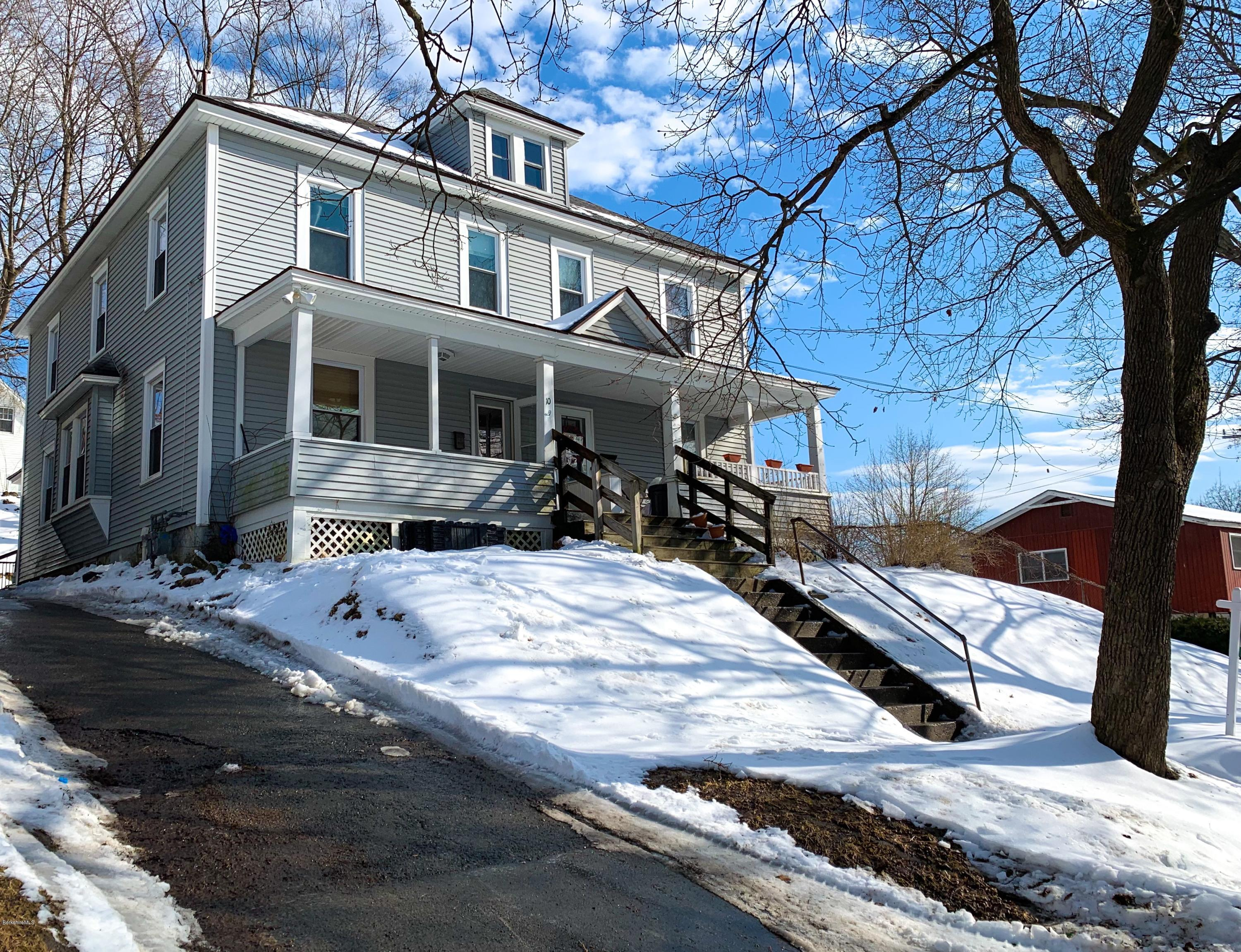 8-10 Scammell Ave Pittsfield MA 01201