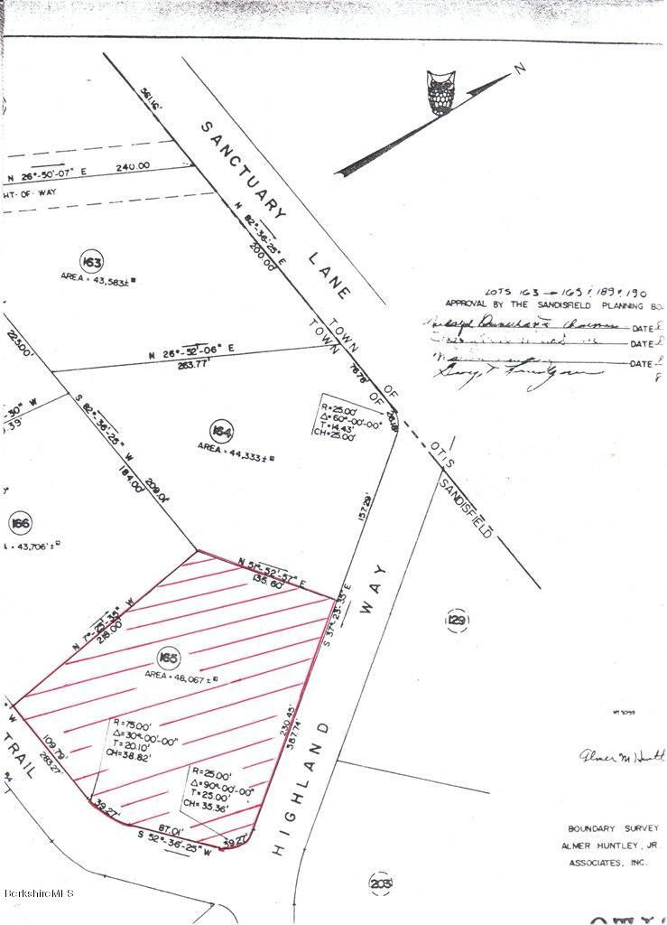 Highland Way Sandisfield MA 01255