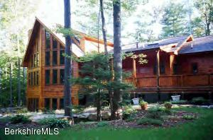 Stunning Adirondeck Lincoln Log Contemporary Custom Designed Home
