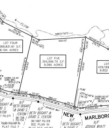 Lot 5 New Marlborough Hill New Marlborough MA 01230