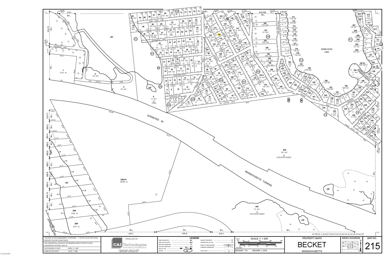 86 Sir Edwards Way Becket MA 01223