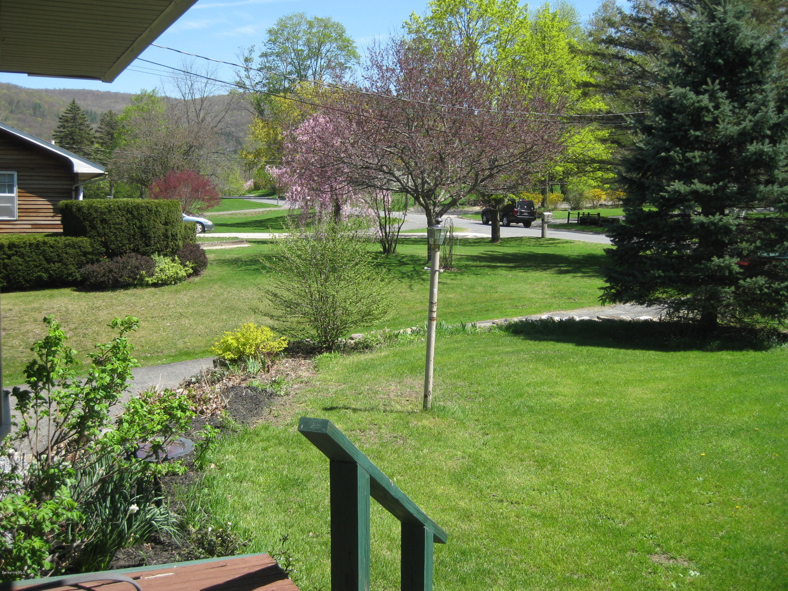 view 1 from front deck