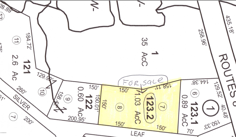 Lot 123.2 Silver Leaf Dr Becket MA 01223