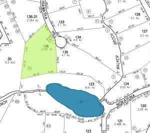 Lot 3A Hiawatha Hill Becket MA 01223