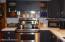 stainless kitchen appliances