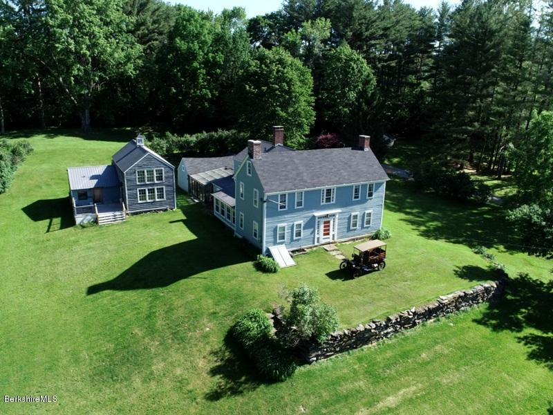 1 South Hill, Stockbridge, Massachusetts 01262, 5 Bedrooms Bedrooms, 10 Rooms Rooms,3 BathroomsBathrooms,Residential,For Sale,South Hill,227628