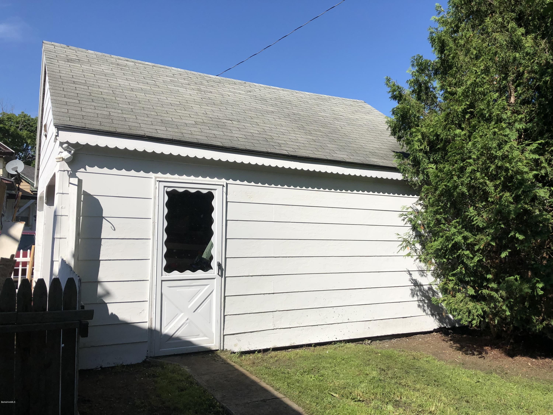 Side of Garage