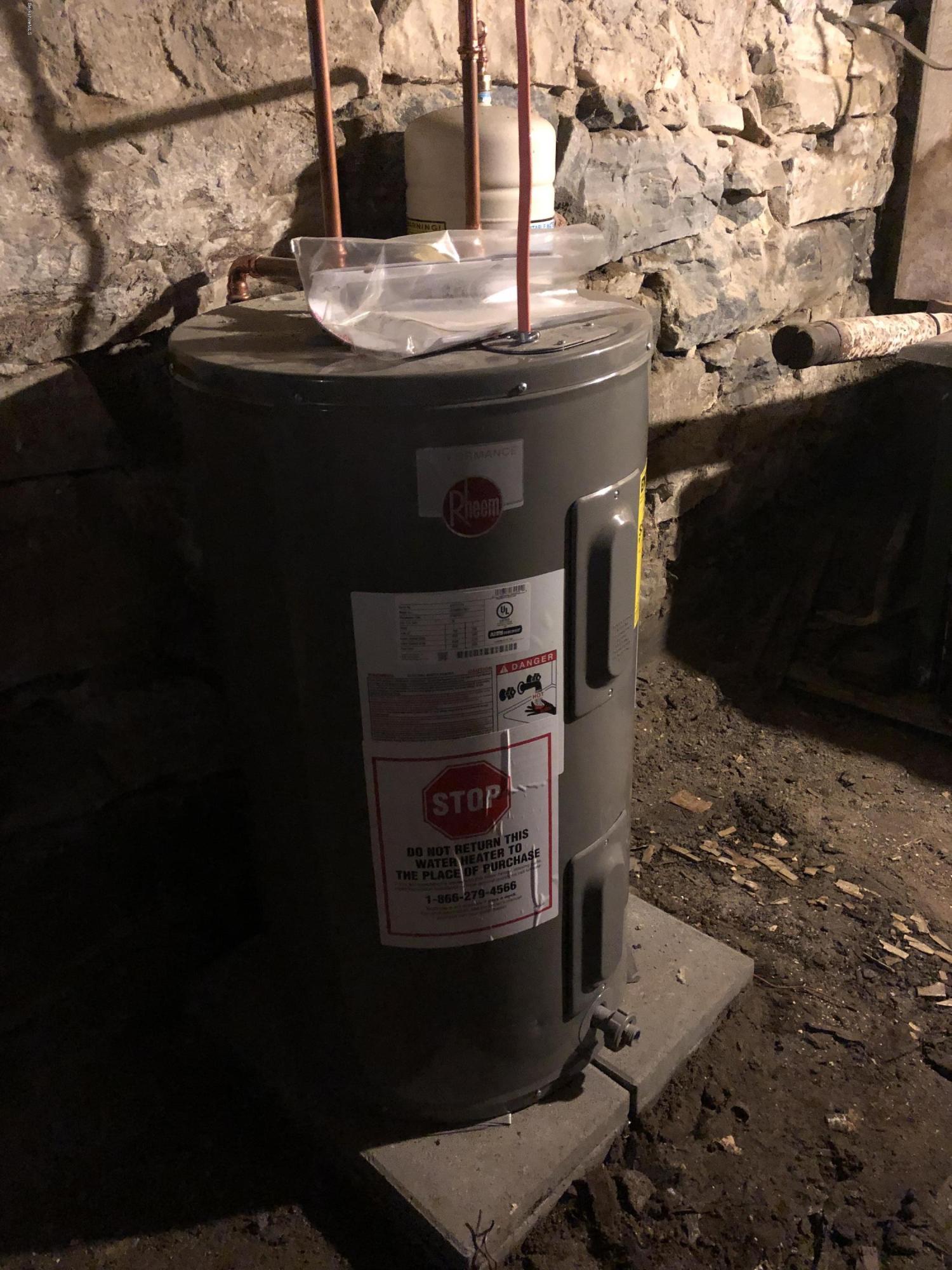 Hot Water Heater - 10