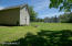 Barn at the back of the property
