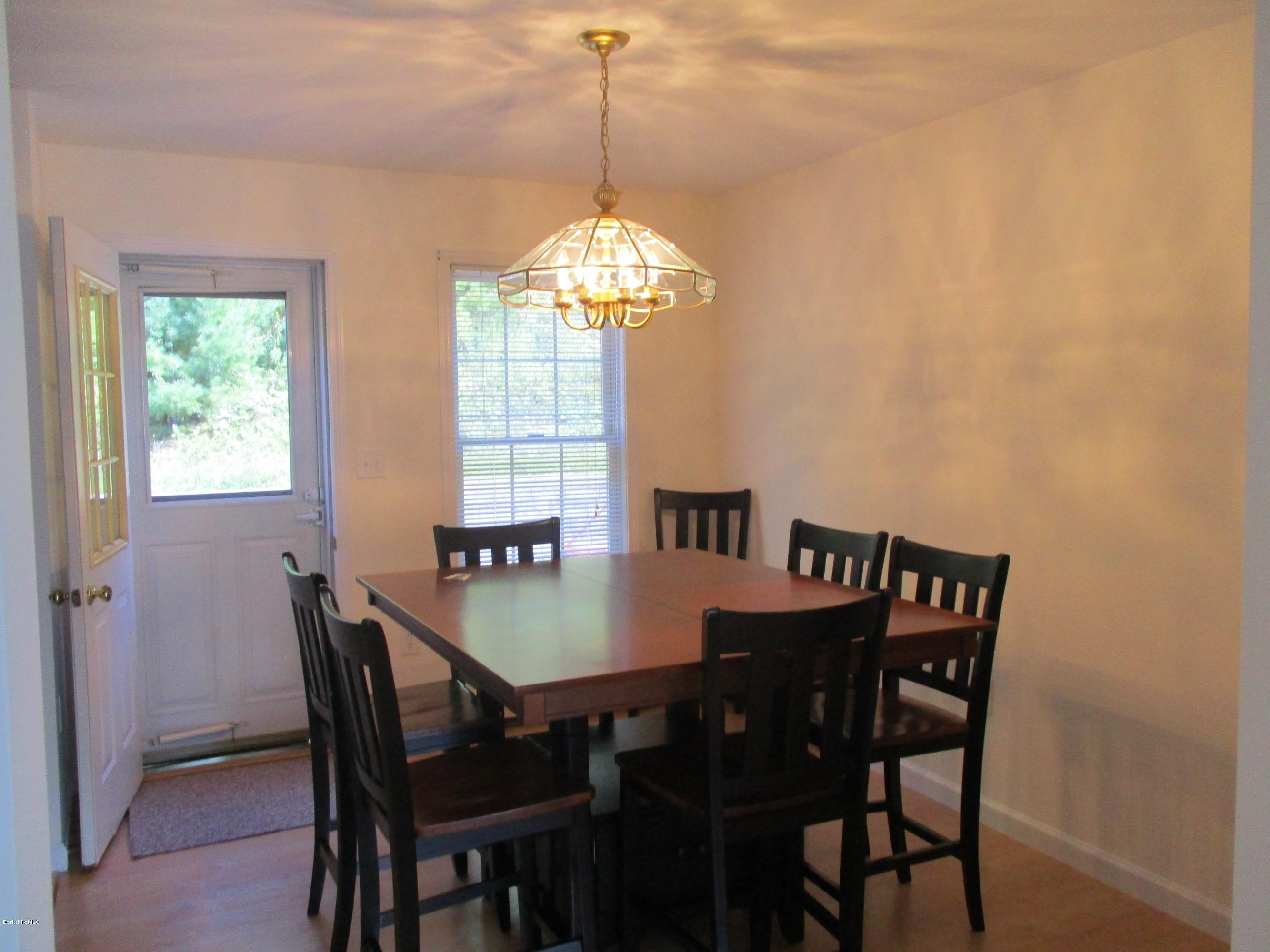 Dining room unit one