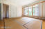 The tatami room is adjacent to the master bedroom, and is considered a bedroom.