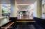 Formal foyer to living room