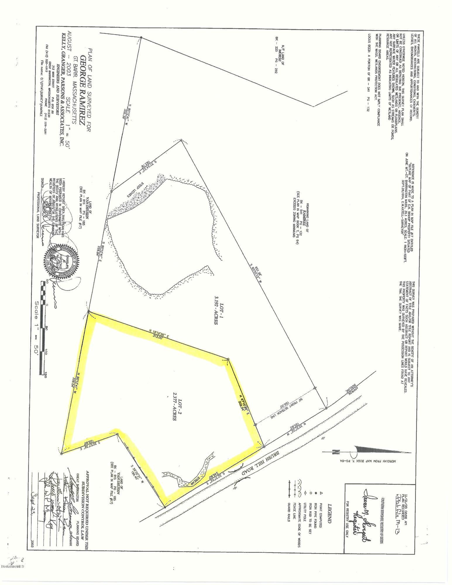 76 Brush Hill Great Barrington MA 01230