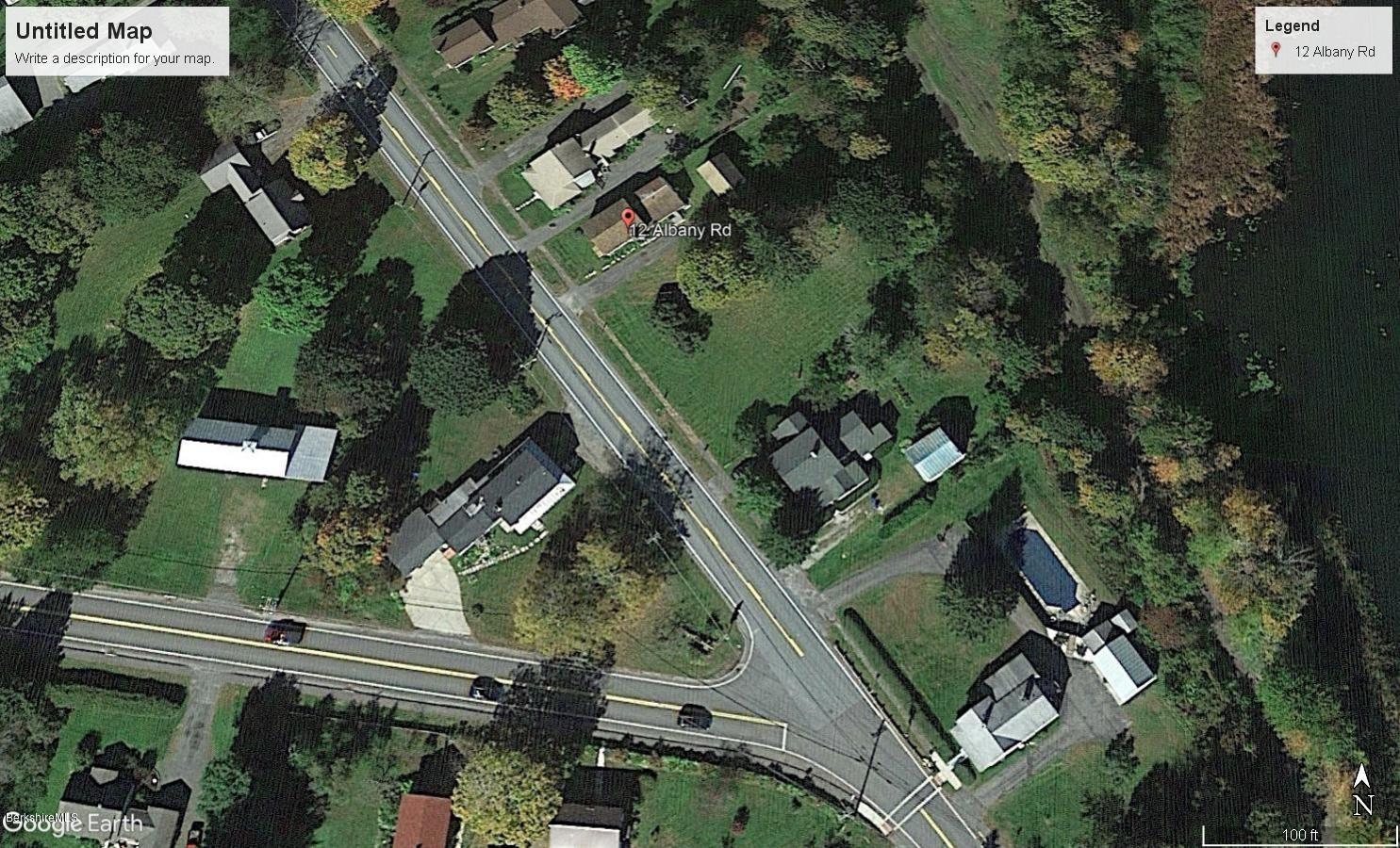 12 Albany West Stockbridge MA 01266