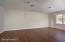 The bonus room - maybe a hobby room or office?