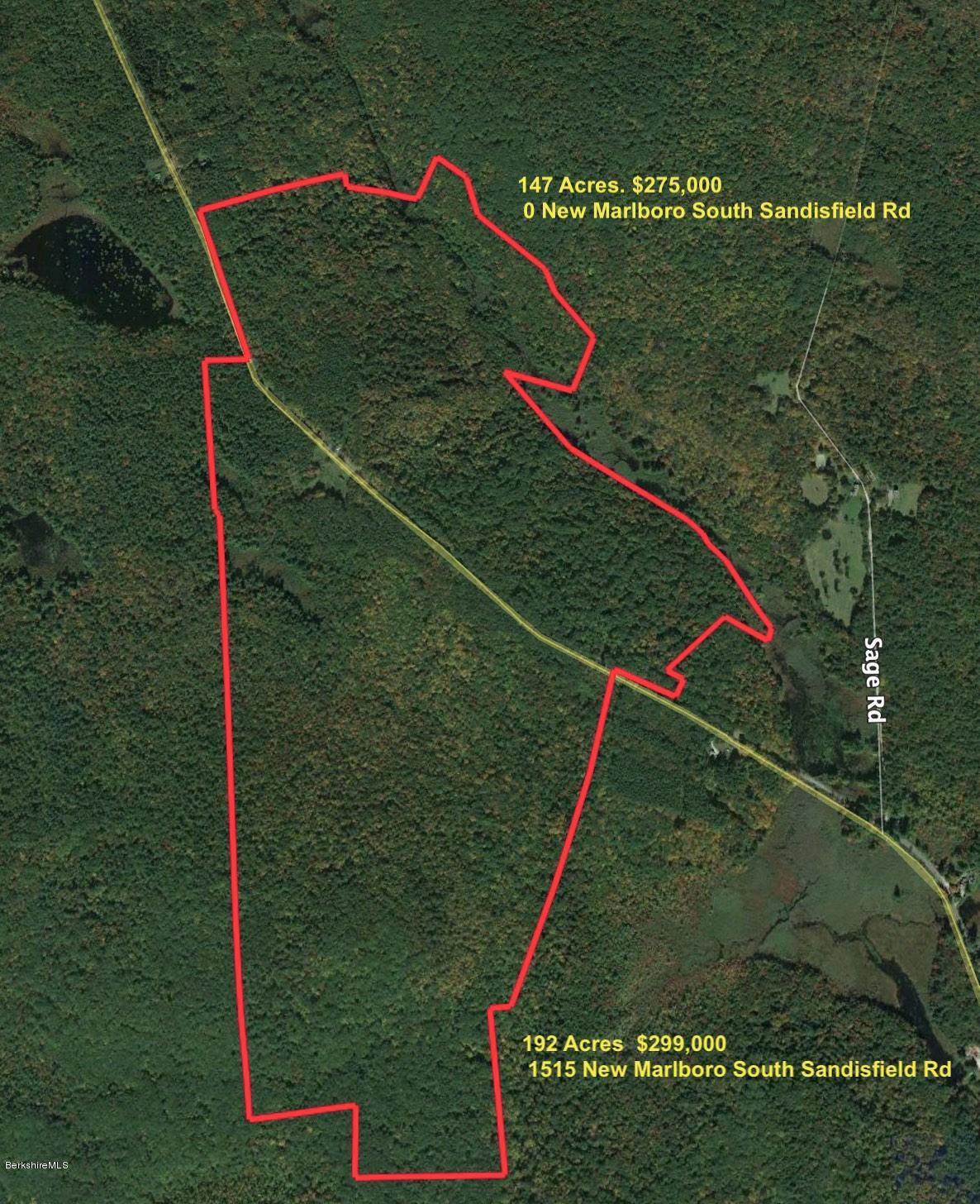 1515 New Marlboro South Sandisfield New Marlborough MA 01230